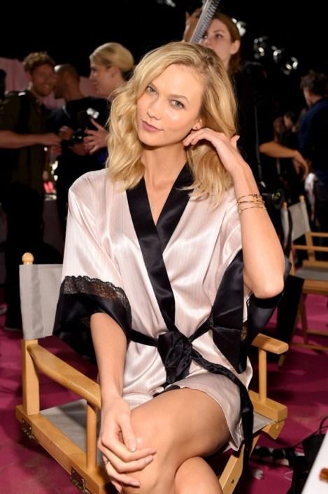 Karlie Kloss VS Fashion Show 2014 2