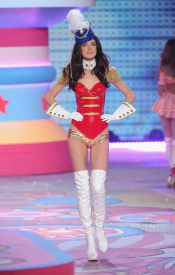 A still from the 2012 Victoria's Secret Fashion Show