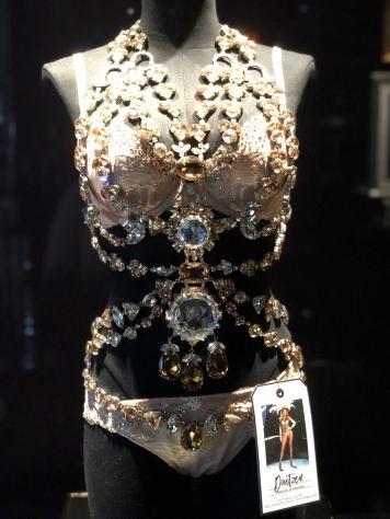 VS Fashion Show jewelled one piece