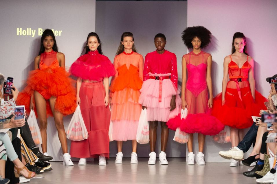 The Programme for Fashion & Textile Design at Winchester School of Art Graduate Design Runway Show June 2018 1