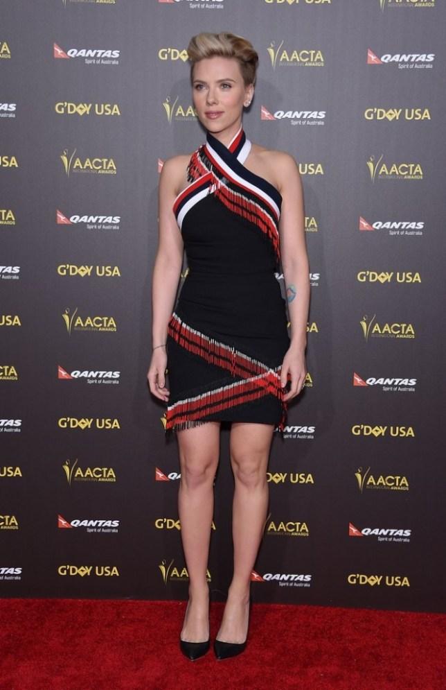 2015 G'Day USA Gala