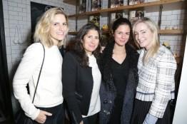 Elisa Lipsky-Karasz, Pilar Guzman, Nacole Snoep, Sarah Meikle