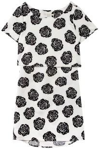 Rose Print Alana Dress
