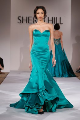Sherri Hill - Runway - Mercedes-Benz Fashion Week Fall 2015