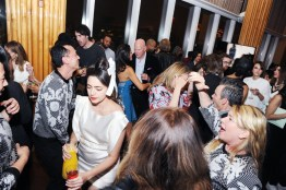 The Daily Front Row hosts the Afterparty for BCBG and Herve Leger FW15 Colelctions