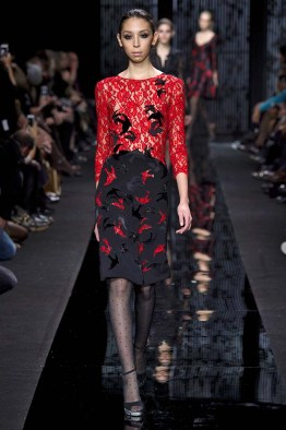 Diane Von Furstenberg New York RTW Fall Winter 2015 February 2015
