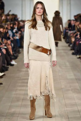 Ralph Lauren New York RTW Fall Winter 2015 February 2015