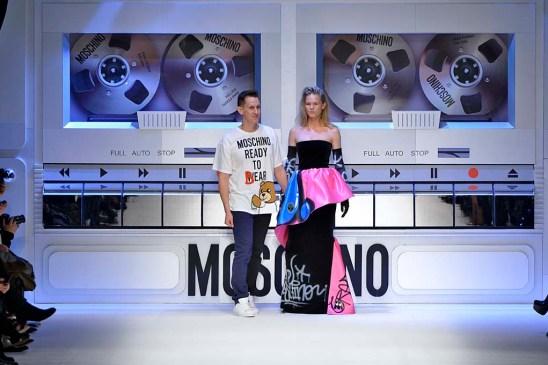 Moschino Milan RTW Fall Winter 2015 February March 2015