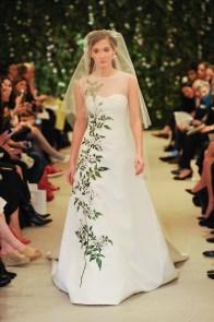 Carolina Herrera Spring 2016 Bridal