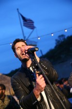 Artist in Residence JEN STARK Exhibit and ERIC FIRESTONE Hosts Dinner with a Performance by CAPITAL CITIES