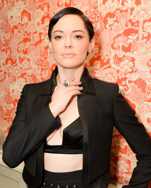 Rose McGowan On Her Directorial Debut