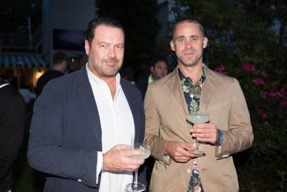 Matt Albiani and Bobby Graham