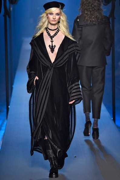 Jean Paul Gaultier Paris Haute Couture Fall Winter 2015 - July 2015