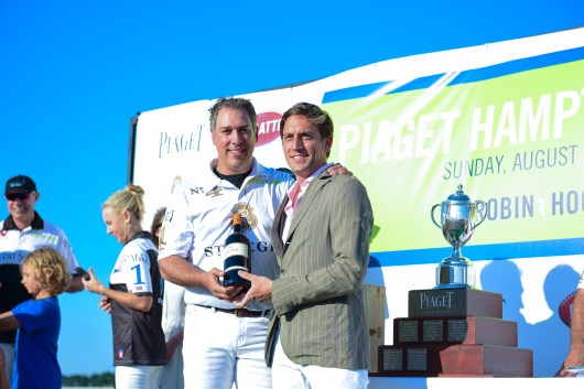 == Piaget Hamptons Cup benefitting Robin Hood== Equuleus Polo Club, Watermill, NY== August 9, 2015== ©Patrick McMullan== Photo - Sean Zanni/PatrickMcMullan.com== ==