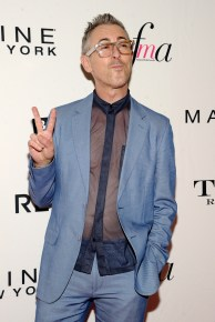 NEW YORK, NY - SEPTEMBER 10: Actor Alan Cumming attends The Daily Front Row's Third Annual Fashion Media Awards at the Park Hyatt New York on September 10, 2015 in New York City. (Photo by Rommel Demano/Getty Images for The Daily Front Row)