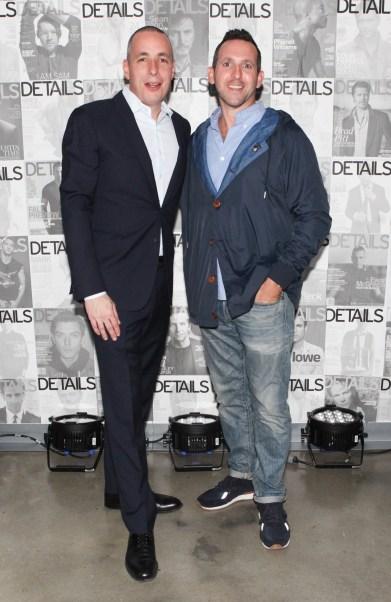 Dan Peres and Ryan Babenzien,