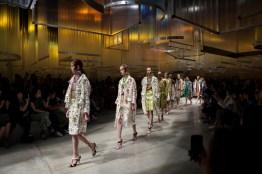 Prada Women's SS16 Fashion show parade (4)