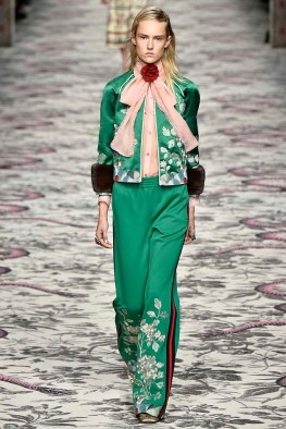 Gucci Milan RTW Spring Summer 2016 September 2015