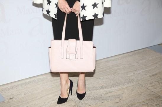 Amy Adams, wearing Max Mara