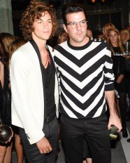 Miles McMillan, Zachary Quinto