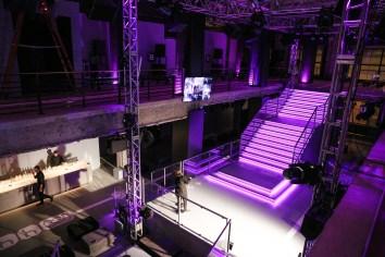 BALMAIN X H&M Launch - Inside