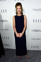 LOS ANGELES, CA - OCTOBER 19: ELLE editor-in-chief Robbie Myers attends the 22nd Annual ELLE Women in Hollywood Awards presented by Calvin Klein Collection, L'Oréal Paris, and David Yurman at the Four Seasons Los Angeles at Beverly Hills on October 19, 2015 in Beverly Hills, California. (Photo by Frazer Harrison/Getty Images for ELLE)