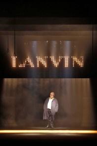 Lanvin Paris RTW Spring Summer 2016 September-October 2015