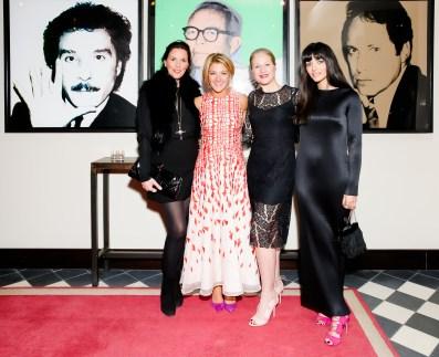 Jennifer Portman, Natalia Barbieri, Kate Durgy, Ann Caruso