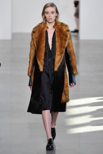 Calvin Klein, Fall 2016, New York, February 18 2016, firstVIEW.com