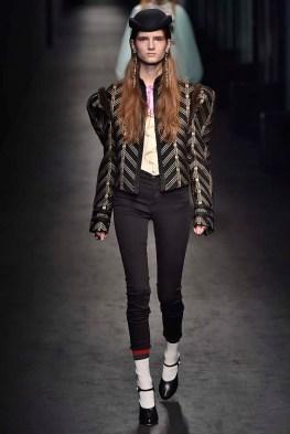 Gucci Milan RTW Fall Winter 2016 February 2016
