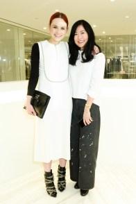 Hannah Bibb, Jennifer Sunwoo
