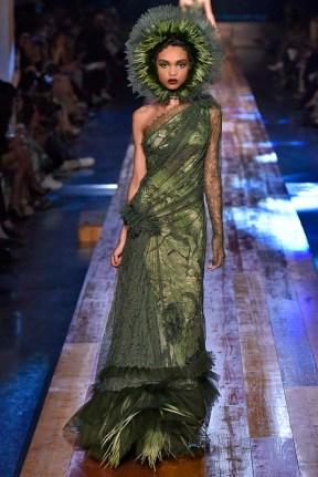 Jean Paul Gaultier Paris Haute Couture Fall Winter 2016 July 2016