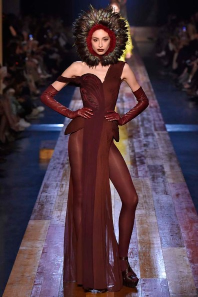 Jean Paul Gaultier Paris Haute Couture Fall Winter 2016 July 2016
