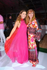 Monique Lhuillier, Nicole Miller==The 2016 Hamptons Paddle & Party for Pink Benefiting the Breast Cancer Research Foundation==Fairview on Mecox Bay, Southampton, NY==August 6, 2016==© Patrick McMullan==Photo - Patrick McMullan/PMC== == Monique Lhuillier;Nicole Miller