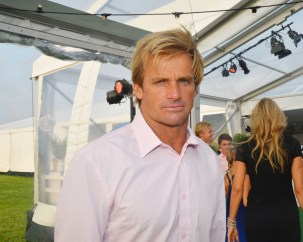 Laird Hamilton==The 2016 Hamptons Paddle & Party for Pink Benefiting the Breast Cancer Research Foundation==Fairview on Mecox Bay, Bridgehampton, NY==August 06, 2016==© Patrick McMullan==Photo - Patrick McMullan/PMC== ==