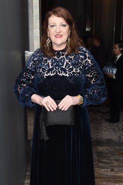 NEW YORK, NY - SEPTEMBER 08: (EXCLUSIVE ACCESS, SPECIAL RATES APPLY) Editor in Chief of Harper's Bazaar Glenda Bailey attends the The Daily Front Row's 4th Annual Fashion Media Awards at Park Hyatt New York on September 8, 2016 in New York City. (Photo by Nicholas Hunt/Getty Images)