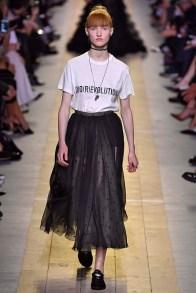 Dior RTW Spring Summer 2017 September 2016