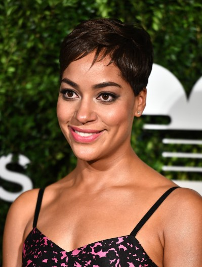 NEW YORK, NY - OCTOBER 17: Cush Jumbo attends the God's Love We Deliver Golden Heart Awards on October 17, 2016 in New York City. (Photo by Dimitrios Kambouris/Getty Images for Michael Kors)