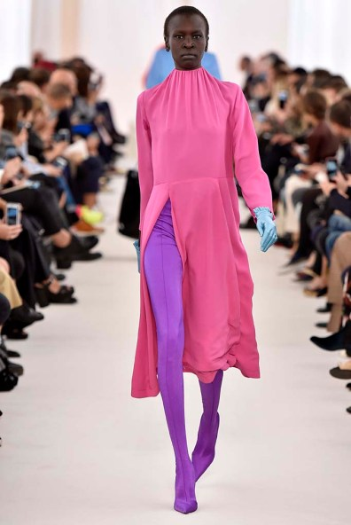 Balenciaga Paris RTW Spring Summer 2017 October 2016