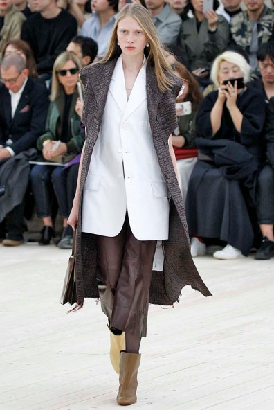 Celine Paris RTW Spring Summer 2017 September - October 2016