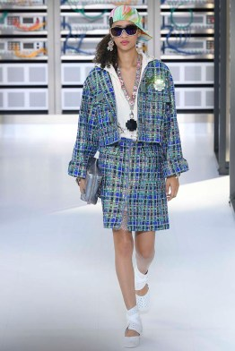 Chanel Paris RTW Spring Summer 2017 October 2016