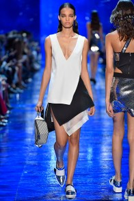 Mugler Paris RTW Spring Summer 2017 September - October 2016