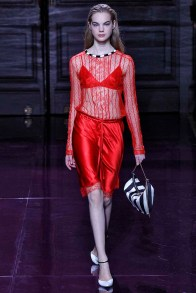 Nina Ricci Paris RTW Spring Summer 2017 September - October 2016
