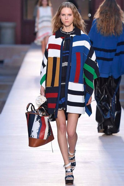 Sonia Rykiel Paris RTW Spring Summer 2017 September - October 2016