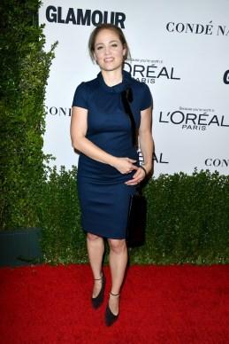 LOS ANGELES, CA - NOVEMBER 14: Actress Erika Christensen attends Glamour Women Of The Year 2016 at NeueHouse Hollywood on November 14, 2016 in Los Angeles, California. (Photo by Steve Granitz/WireImage) *** Local Caption *** Erika Christensen