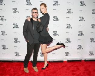 Brandon Maxwell, Karlie Kloss