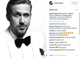 Ryan Gosling by Mert & Marcus