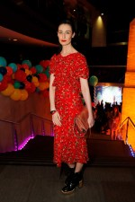 LONDON, ENGLAND - FEBRUARY 21: Erin O'Connor attends LondonÕs Fabulous Fund Fair hosted by Natalia Vodianova and Karlie Kloss in support of The Naked Heart Foundation on February 21, 2017 at The Roundhouse in London, England. (Photo by David M. Benett/Dave Benett/ Getty Images for The Naked Heart Foundation) *** Local Caption *** Erin O'Connor