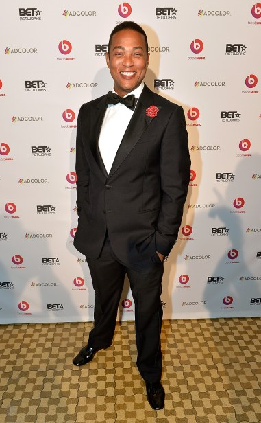 BEVERLY HILLS, CA - SEPTEMBER 20: Don Lemon, host, CNN attends the 2014 ADCOLOR Awards After Party Sponsored By BET Networks And Beats Music at The Beverly Hilton Hotel on September 20, 2014 in Beverly Hills, California. (Photo by Charley Gallay/Getty Images for ADCOLOR Awards)