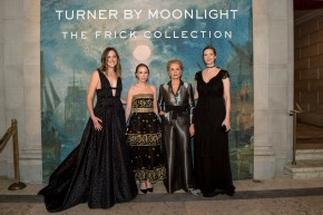 Armory McAndrew, Rickie De Sole, Carolina Herrera, Joann Pailey